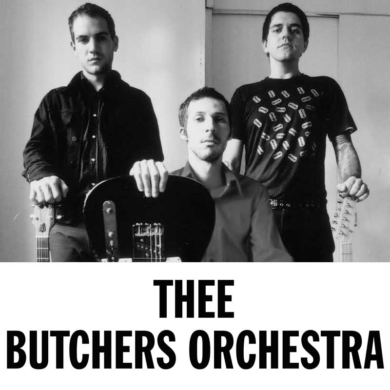 ARTIST ICON THEE-BUTCHERS-ORCHESTRA