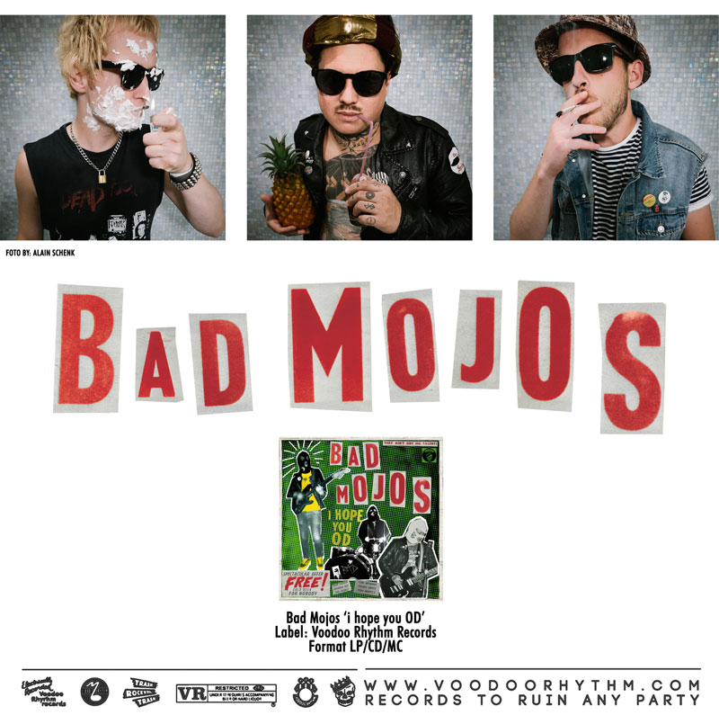 BAD MOJOS 1 LOW