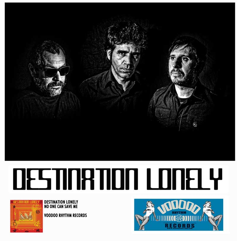 DESTINATION LONELY 2015