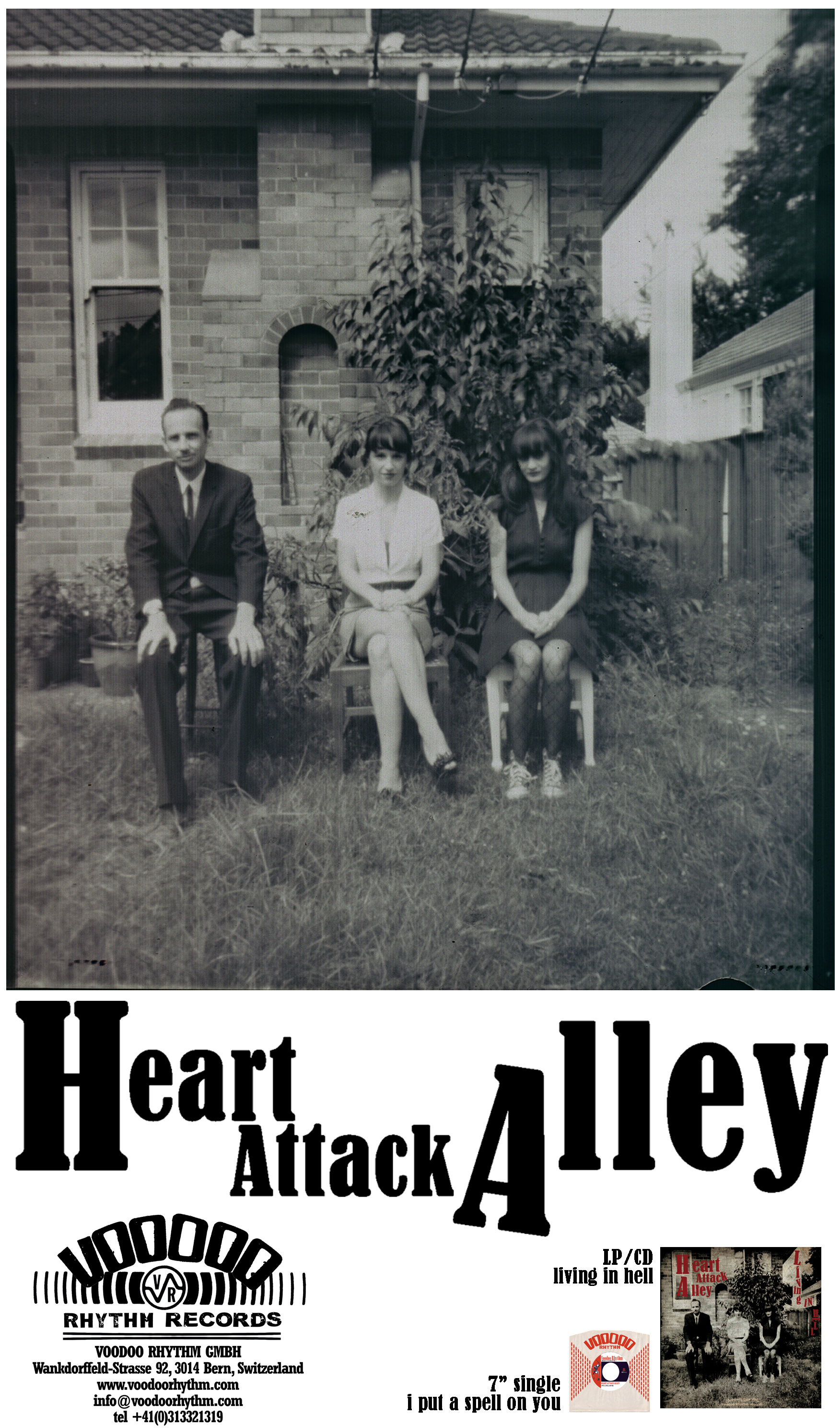 HEART ATTACK ALLEY 2012