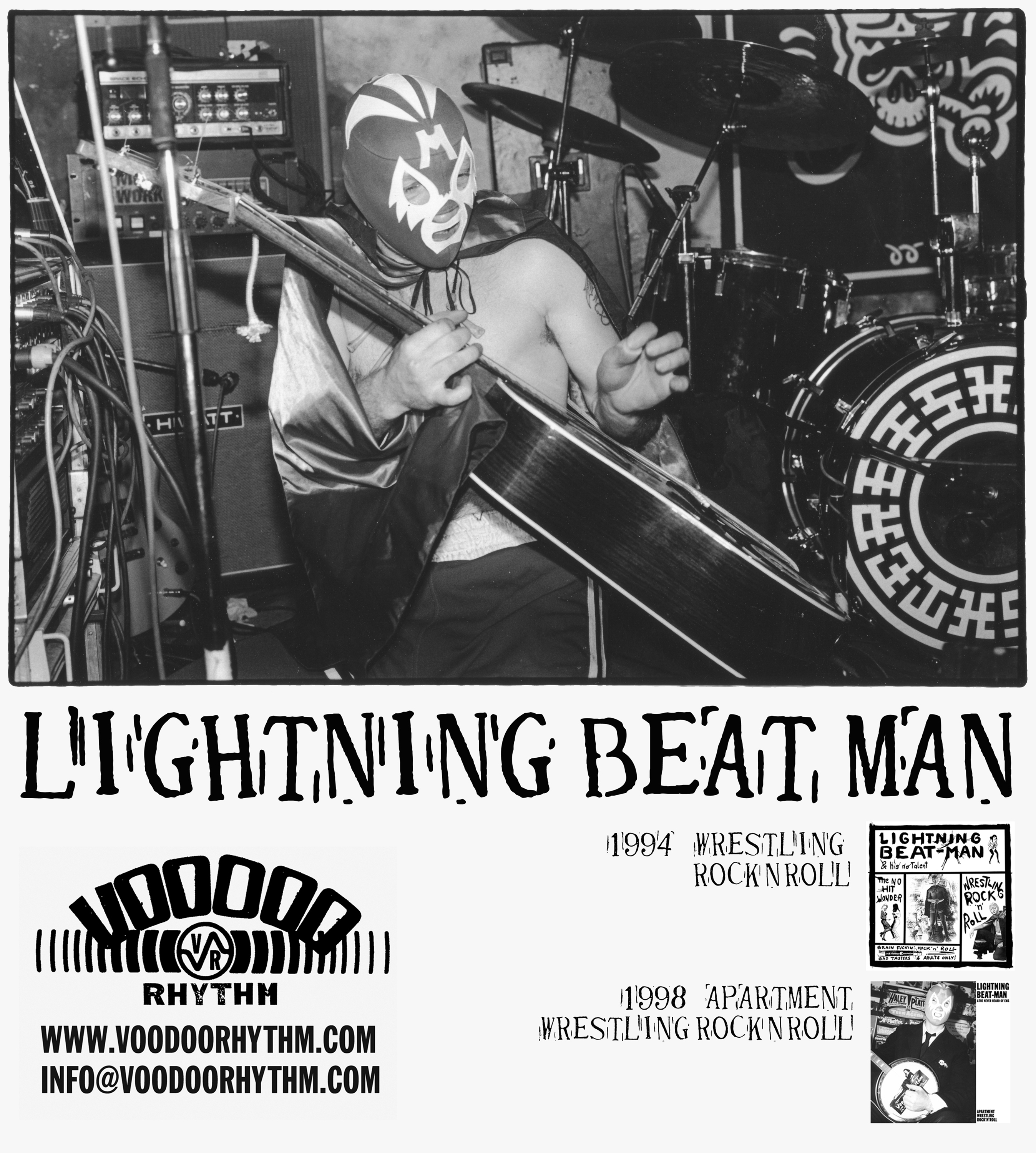 LIGHTNING-BEAT-MAN