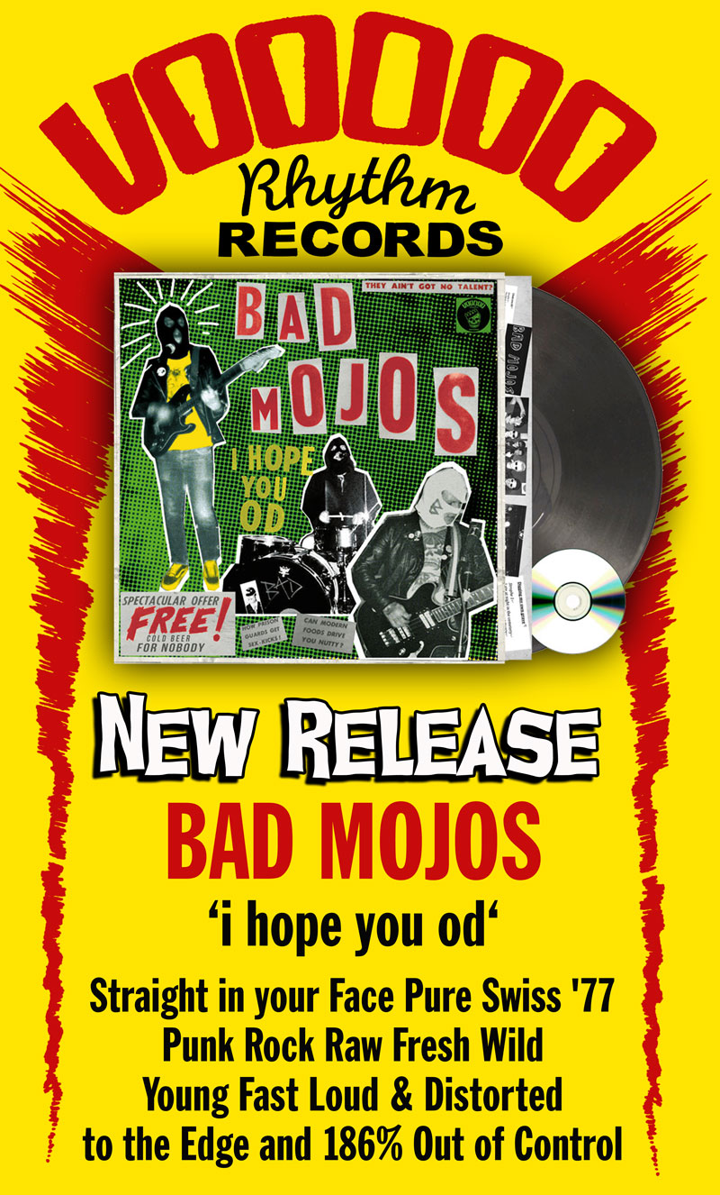 NEWS BAD MOJOS