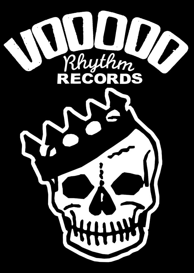 VOODOO RHYTHM RECORDS LABEL LOGO